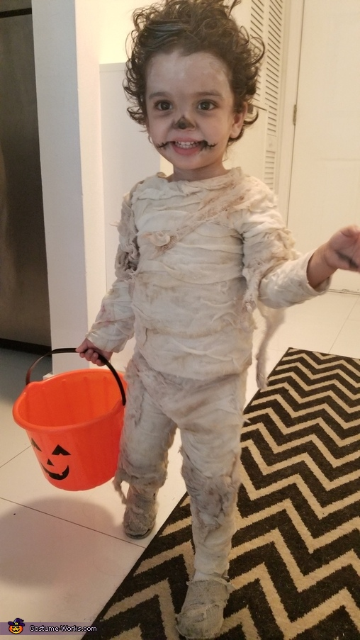 Mummy Momia Costume