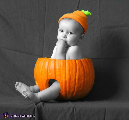 Munchkin Pumpkin Costume