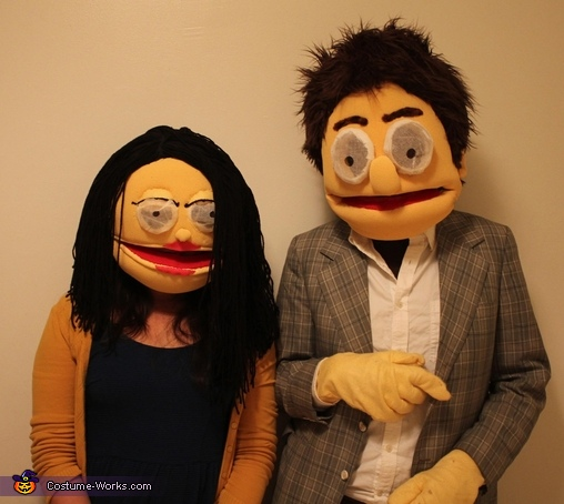 Muppet Couple Costume