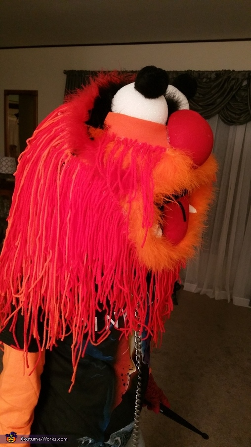 Animal Side, Animal and Beaker Costume