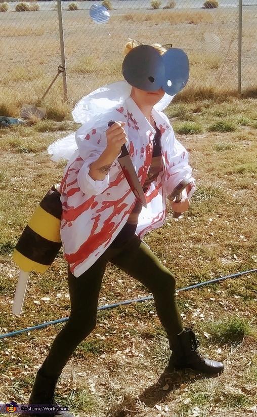 Murder Hornet Costume