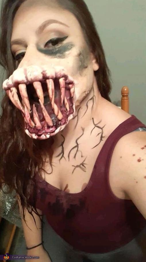 Mutant Girl Costume