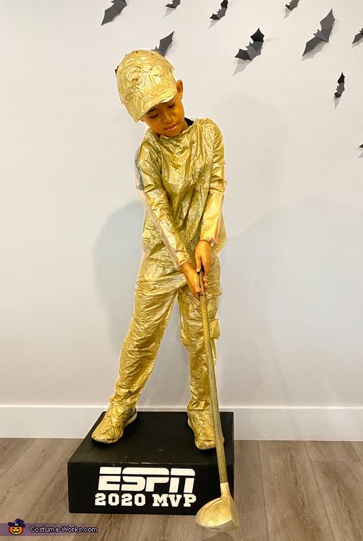 MVP Trophy Costume