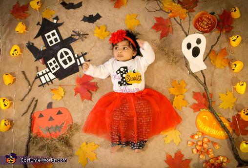 My 1st Halloween Costume