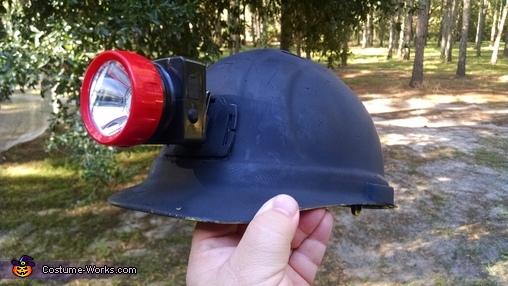 Helmet, My Bloody Valentine Costume