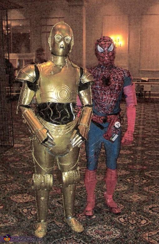 Star Wars C-3PO Costume