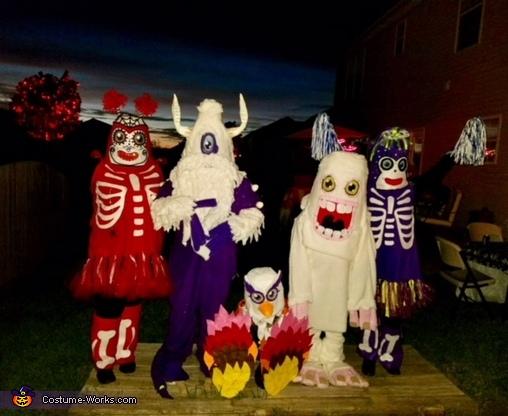 My Singing Monsters Costume