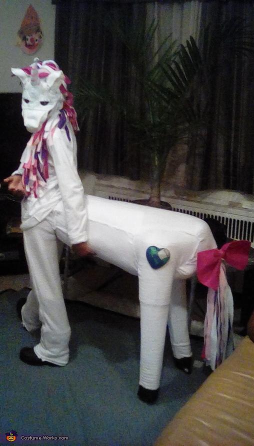 Mystical Unicorn Homemade Costume
