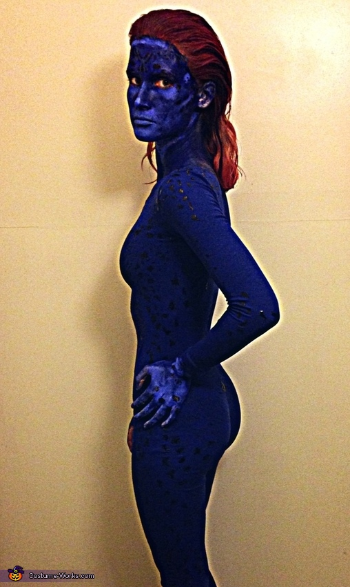 Mystique Adult Costume
