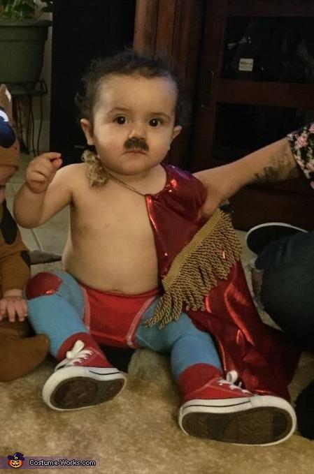 Baby Nacho Libre, Nacho Libre Costume