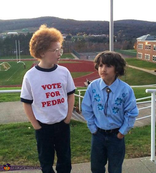 Napoleon and Pedro Costume