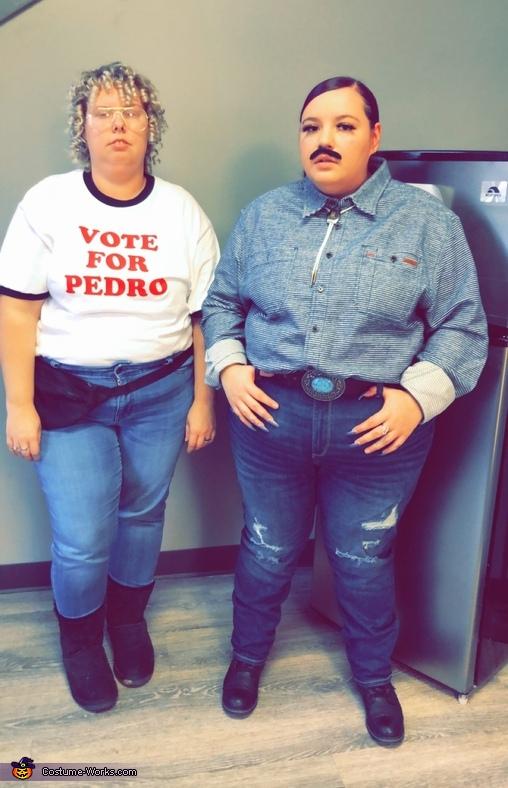 Napoleon Dynamite and Pedro Costume
