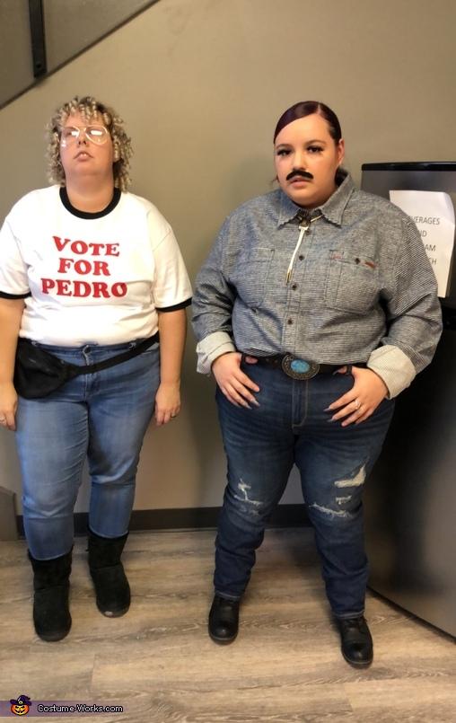 Napoleon Dynamite and Pedro Homemade Costume