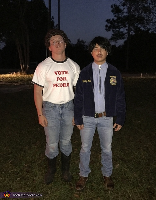 VOTE FOR PEDRO, Napoleon Dynamite Costume