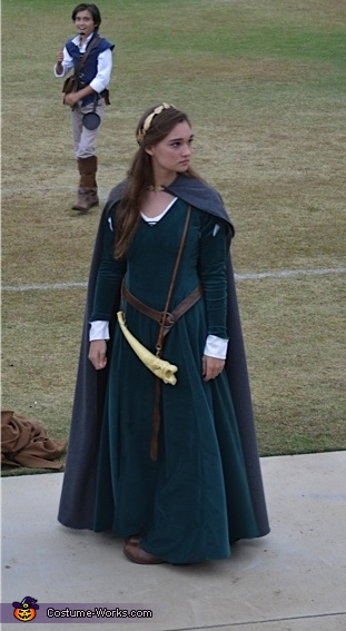 Narnia Susan Costume