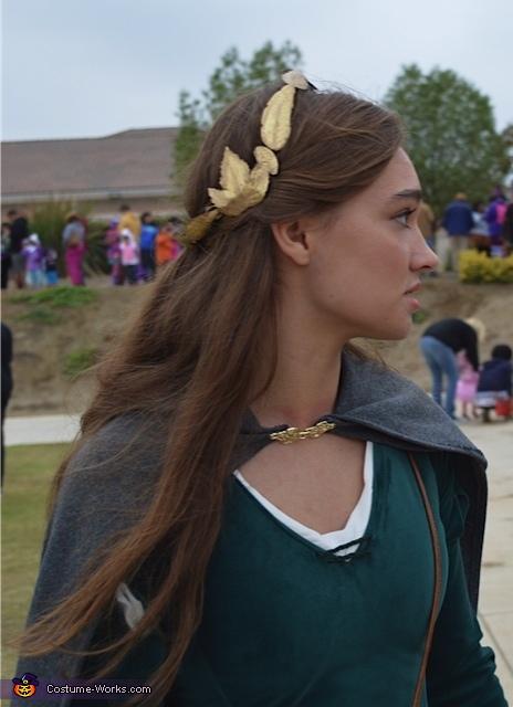 Narina Susan Costume Taylor Veronick, Narnia Susan Costume