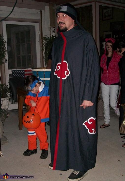 Naruto & Akatsuki Cosplay 2, Naruto & Akatsuki Cosplay Halloween Costumes