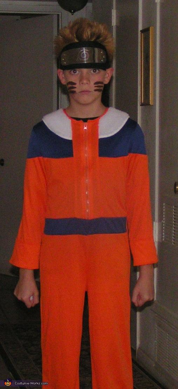 Naruto Ninetails Costume