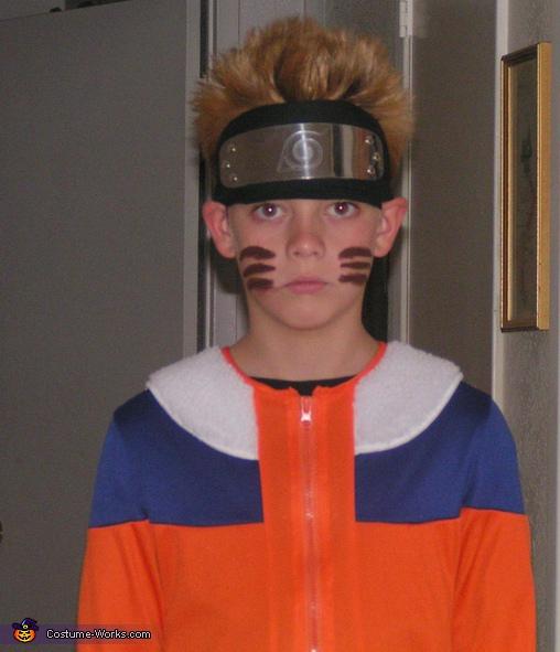 Naruto, Naruto Ninetails Costume