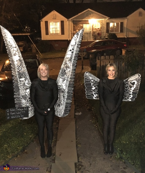 Nashville Wings Mural Costume
