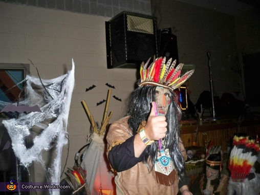 Natives Group Costume