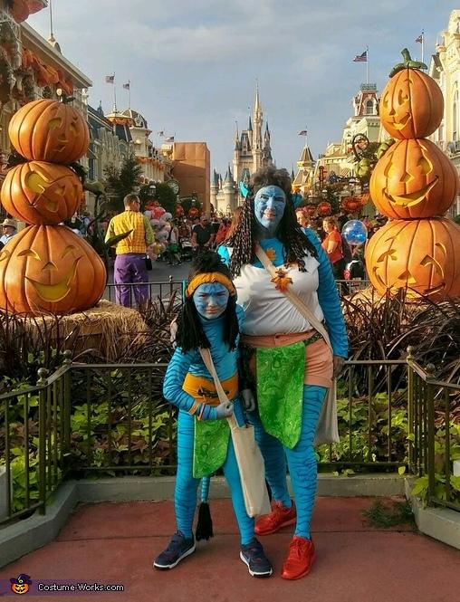 Na'vi and Avatar Costume