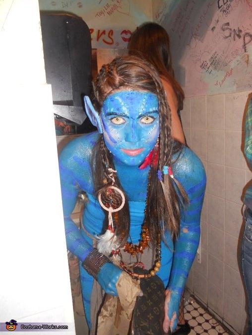 Na'vi Avatar Costume