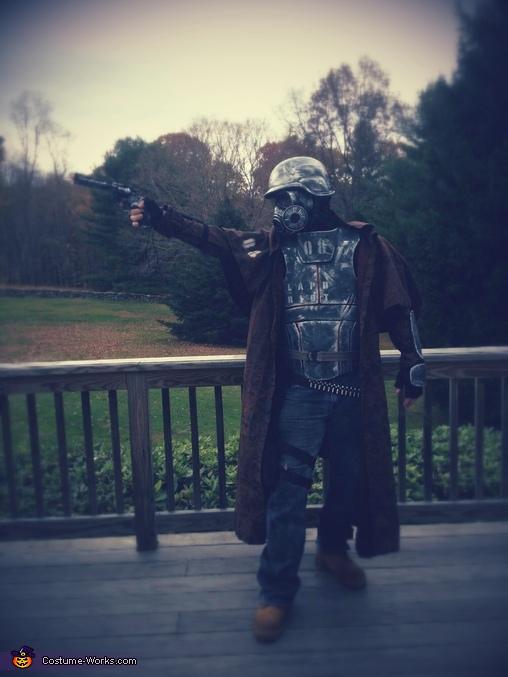 NCR Ranger Fallout New Vegas Costume