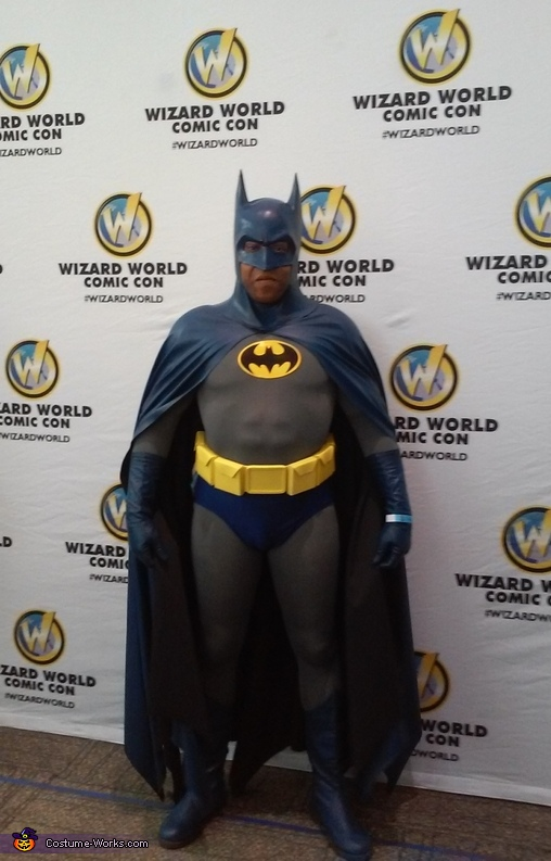 Neal Adams Batman Costume