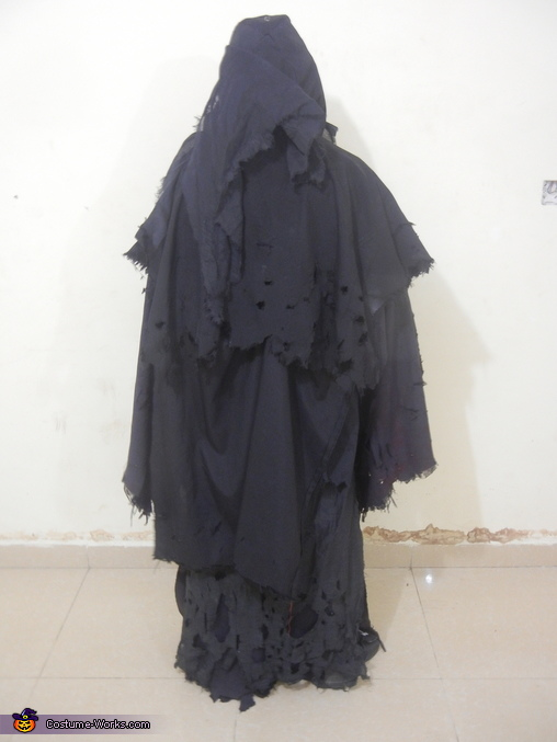 Necros Mortian Homemade Costume