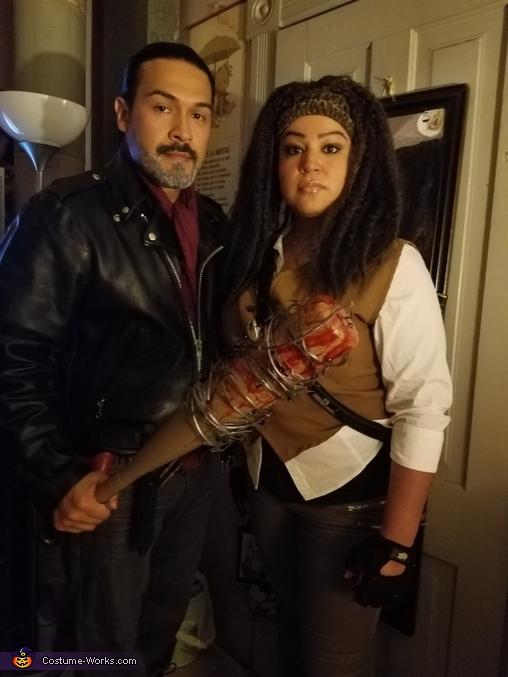 Negan & Michonne Costume