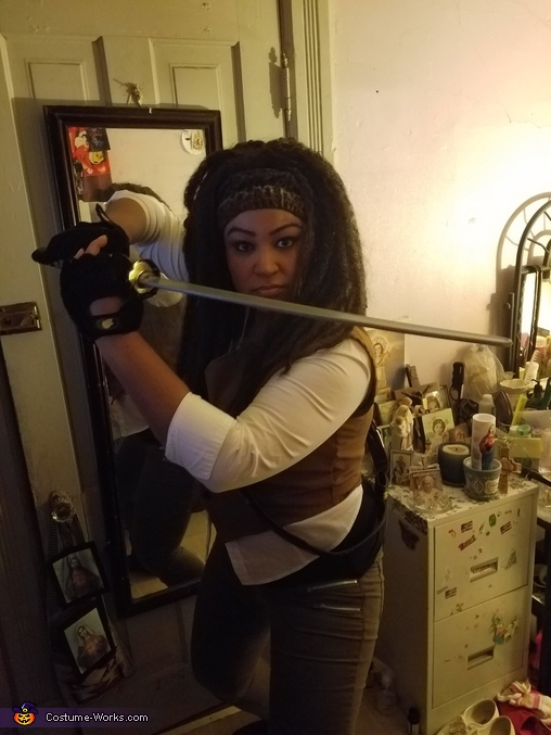Michonne, Negan & Michonne Costume