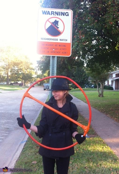 Neighborhood Watch Criminal Costume