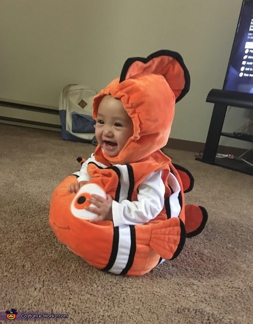sc 1 st  Costume Works & Nemo Baby Costume