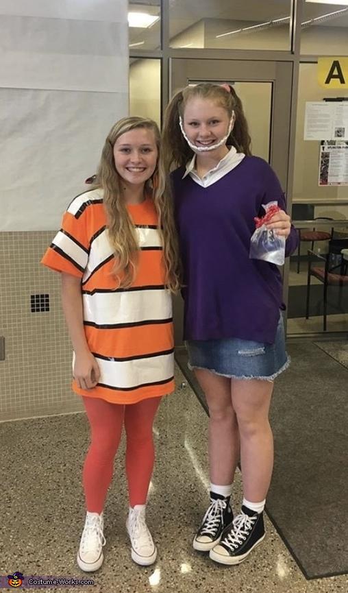 Nemo & Darla Costume