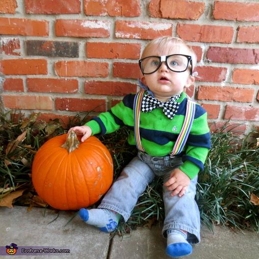 Nerd Baby Halloween Costume