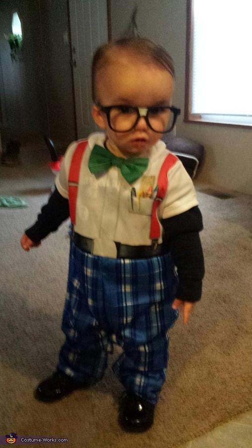 Nerd Baby Costume