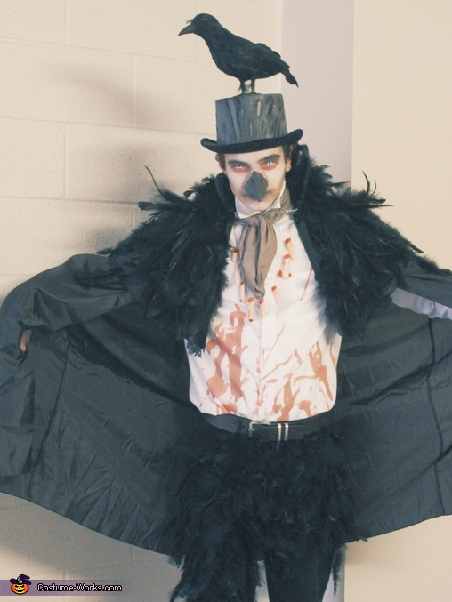 Nevermore Costume