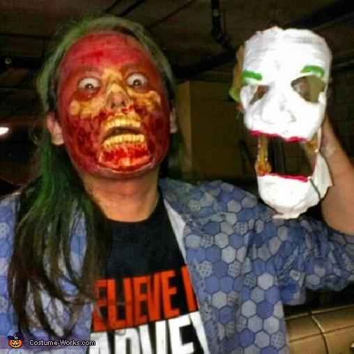 New 52 Joker Costume