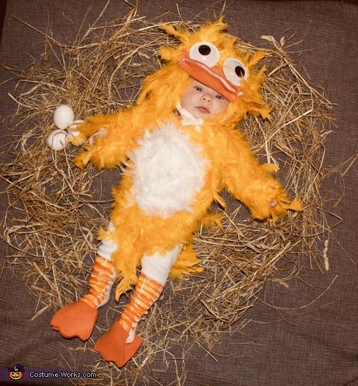 New Born Bird Costume