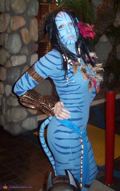 Avatar Neytiri - Homemade costumes for women