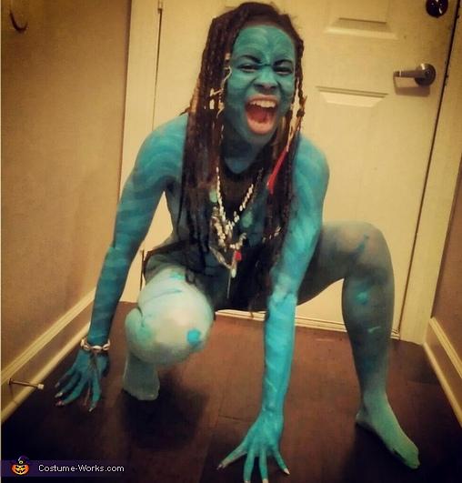 avatarrrr, Avatar Neytiri Costume