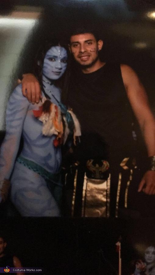 Neytiri Avatar Homemade Costume