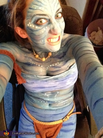 Neytiri Avatar Costume DIY