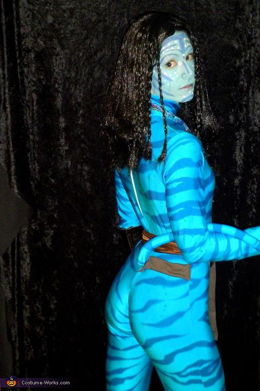 for the hubby , Neytiri from Avatar Costume