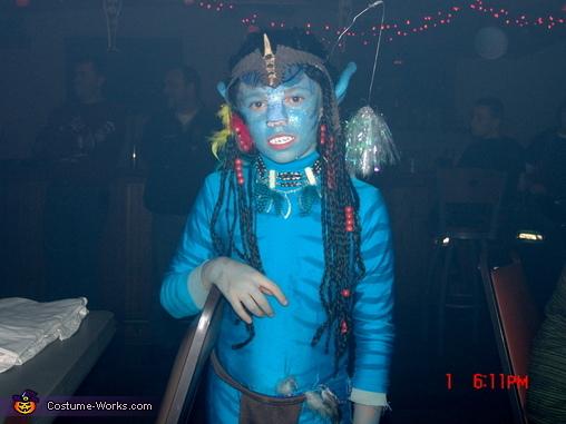 Neytiri from Avatar Costume