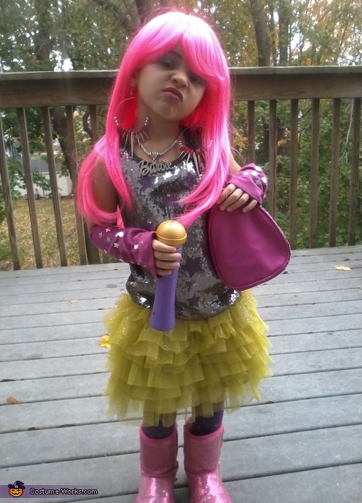 Nicki Minaj Costume