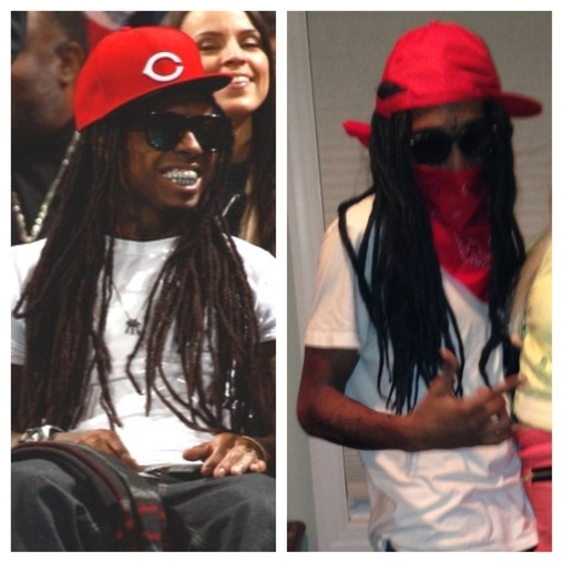 Nicki Minaj & Lil Wayne Costume - Photo 3/5