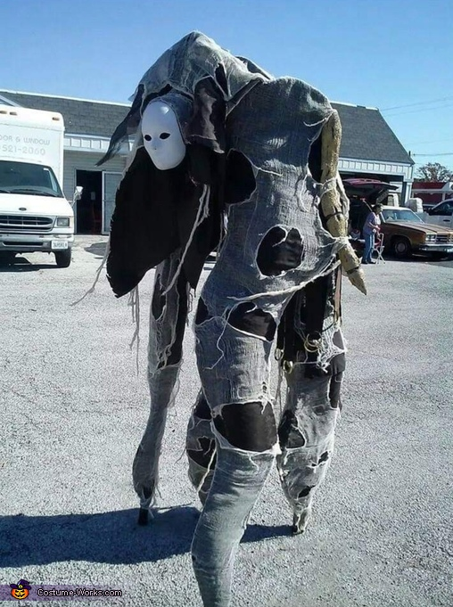 Night Walker Costume