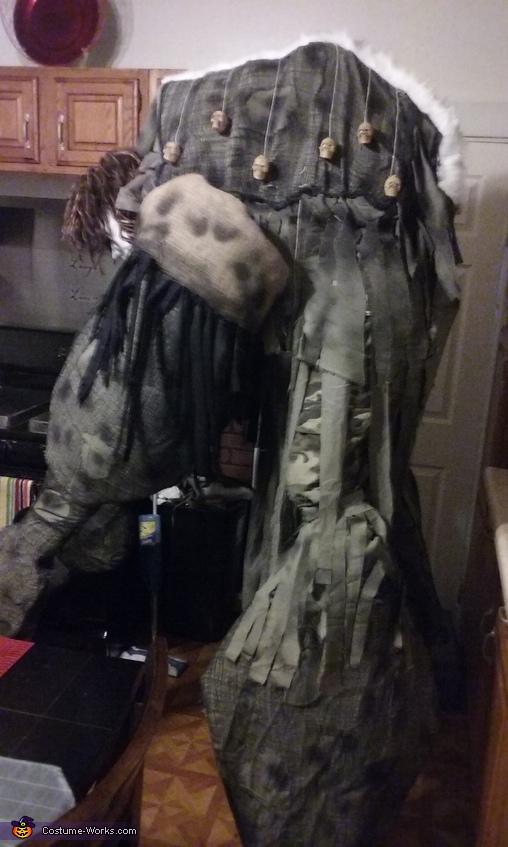 Nightcrawler Homemade Costume